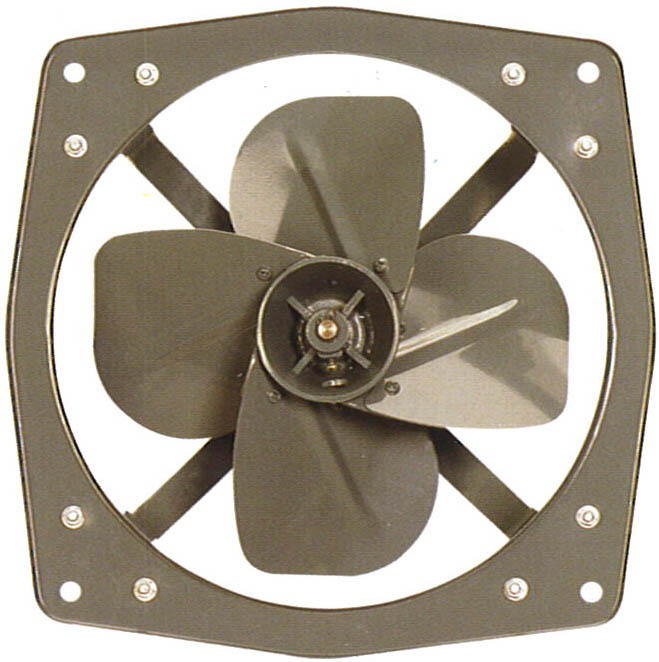 Exhaust Fans & Portable Blowers - IndAuto
